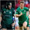 Healy and Dillane return from injury in Connacht team to face Montpellier