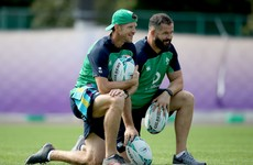 Easterby set for defence role as Farrell shuffles Ireland coaching deck