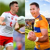 Blows for Clare and Tyrone as captain and forward opt out for 2020