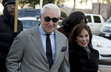 Long-time Trump ally Roger Stone found guilty of witness tampering, lying to Congress