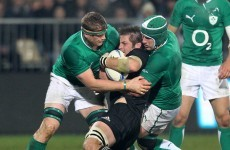 As it happened: New Zealand v Ireland, Second Test