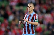 Drogheda re-sign former captain ahead of 2020 season