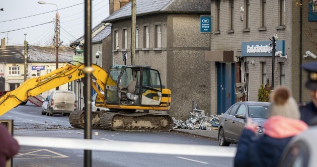 Gardaí appeal for witnesses after attempted ATM theft in Louth