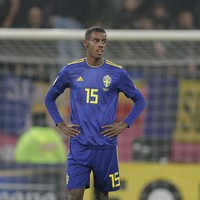 Sweden striker racially abused during Euro qualifier in Romania