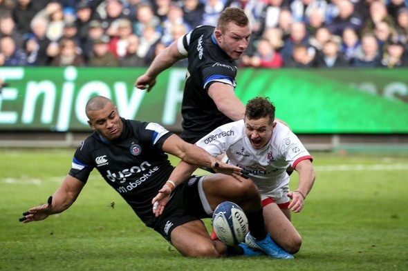 LIVE: Bath v Ulster, European Rugby Champions Cup