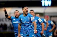 Ringrose hat-trick the highlight as sluggish Leinster make winning start to Champions Cup campaign