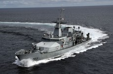 Irish Naval Service detains Spanish boat off Valentia Island for alleged fishing law breaches