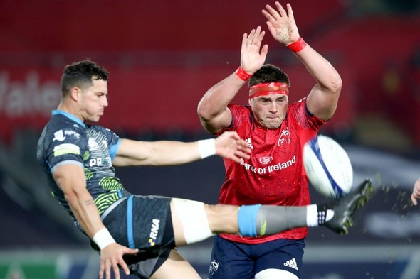 LIVE: Ospreys v Munster, European Rugby Champions Cup