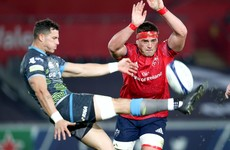 As it happened: Ospreys v Munster, European Rugby Champions Cup