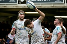 Watch: Stunning Stockdale effort saves Ulster