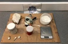Two men to appear in court in Longford after Gardaí seize drugs worth €72,000