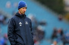 Cullen challenges 'far from perfect' Leinster to improve