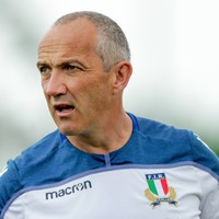 Conor O'Shea steps down as head coach of Italy