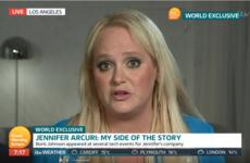Jennifer Arcuri says Boris Johnson has cast her aside like 'a fleeting one-night stand'