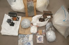 Five arrests in north Dublin after gardaí seize drugs worth €400k