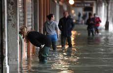 Venice in turmoil as it braces for another major flood