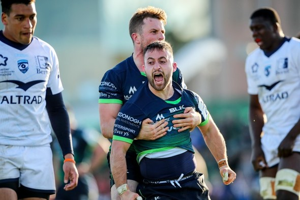 Friend's Connacht overcome injury crisis to notch impressive win over Montpellier