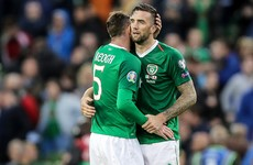 Captain Duffy eager to give Richard Keogh something to celebrate after latest Danish clash