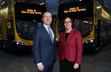 Two Dublin Bus routes to operate 24-hour services from 1 December