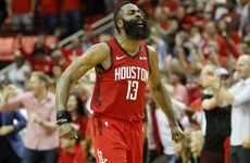 Harden scores 49 points in Rockets win, Kawhi-less Clippers crush Hawks