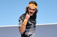 Tournament debutant Tsitsipas overcomes Thiem in thriller to win ATP Finals title