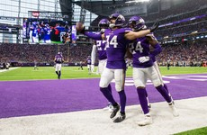 Vikings overturn 20-point half-time deficit while Lamar Jackson rinses the Texans