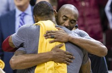 LeBron James: I'm just trying to put on a show for 'one of the greatest' Kobe Bryant