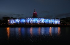 Two new locations added to line up for this year's Christmas light display on iconic Dublin buildings