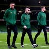 Parrott and Byrne in, Hogan and O'Dowda out - Ireland matchday squad confirmed for Denmark showdown