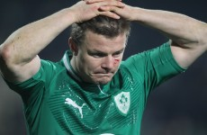 Brian O'Driscoll left 'gutted' by last-gasp Christchurch defeat