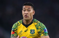 Folau claims Australian bushfires are 'God's judgement' for gay marraige