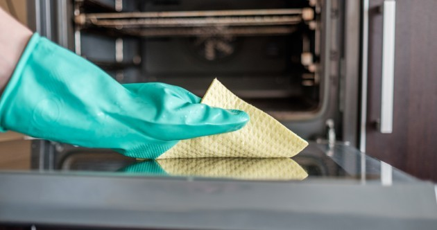 9 tricky-to-clean items and how to tackle them - from oven doors to fridge handles