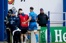 Furlong and Doris among Leinster doubts ahead of trip to Top14 leaders Lyon