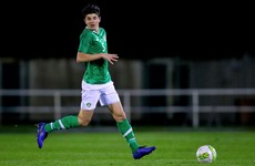 Ireland U17s win again to finish first qualifying phase with 100% record