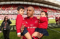 Zebo set for 'special occasion' on return to Thomond Park to face Munster