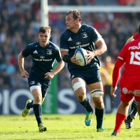 Leinster look back to 'huge lesson' learned in Toulouse last season