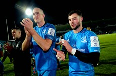 Henshaw relishing a raucous atmosphere in France after missing Galway return