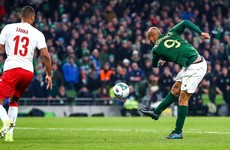 As it happened: Ireland v Denmark, Euro 2020 qualifier