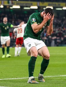Plenty to admire in Ireland's effort but lack of quality in the box the killer again