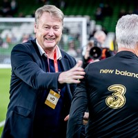 Age Hareide: 'We didn't play well and were lucky to get away with a draw'