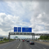 Motorcyclist in critical condition in hospital following M50 collision