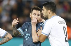 Messi bags injury-time penalty after Barca star clashes with Cavani in entertaining draw