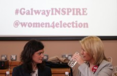Women of the west urged to take first step into political life