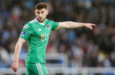 Aaron Barry makes First Division switch following Cork City departure