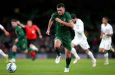 Troy Parrott set to boost Ireland U21 hopes against Sweden tonight
