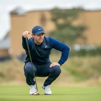 Rory McIlroy unperturbed by being out of Race to Dubai contention