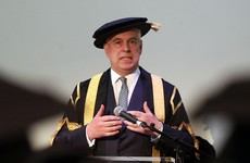 Students' union passes motion to remove Prince Andrew as university chancellor