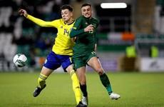 LIVE: Republic of Ireland v Sweden, U21 Euro qualifier