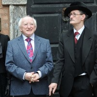 In pictures: a rainy Bloomsday across Ireland