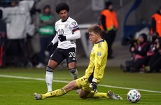 Gnabry hits hat-trick as Germany rout Northern Ireland